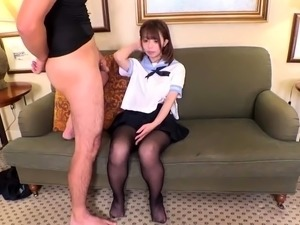 chinese young girl massage