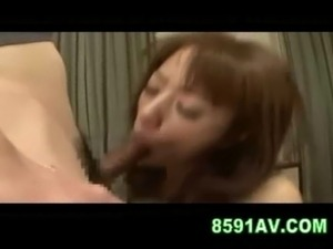 Mosaic: horny wife blowjob wanna sex but husband say no
