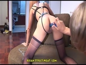 asian anal reamed
