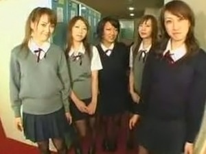 asian school girl tumbnails