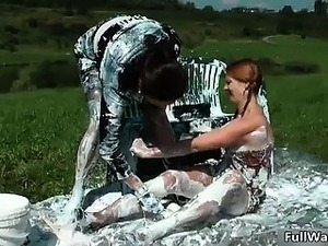 girls having sex with bizarre things