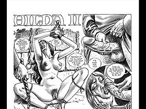 italian comic book sex race movie