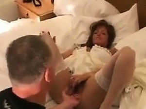 bride to be fuck black stripper