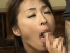sexy asian mom son