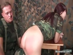 army chicks having sex