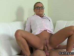 interview fuck video