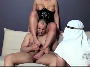 Black lesbian foot fetish