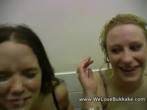 pov facial compilation videos