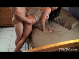 mother and young son sex video