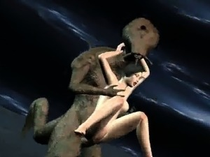 woman from movie aliens naked