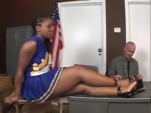young cheerleader girl fucked
