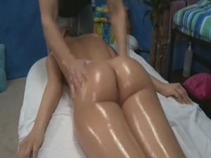 real asian massage parlor handjob video
