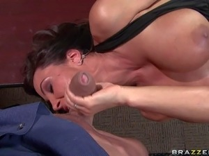 lisa ann hardcore video