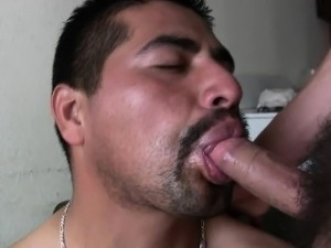 naked latino young