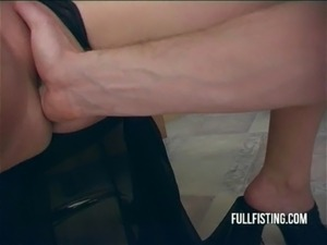 i video taped her fist fuck