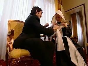 mature nun movies