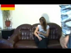 German grandpa makes young girl horny free