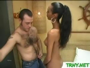 hardcore ladyboy sex tube