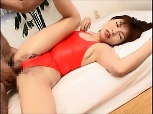 sexy mature in leotard