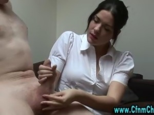 boss demand fuck video