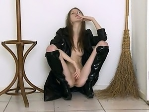 Girls in boots sex