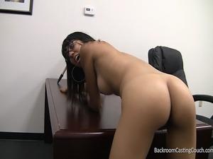 backroom facial porn