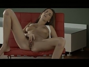 The most erotic czech brunette