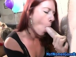 real party videos with chicks