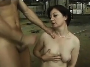 granny mature painful anal