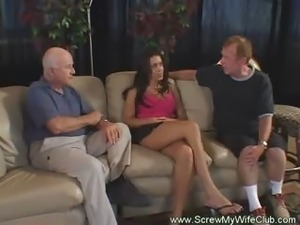 hot wife with black man