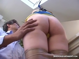 mature nylons video