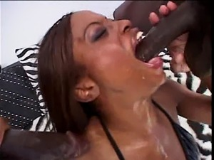 ebony women eating anal creampies