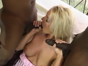barbara doll double team fuck video