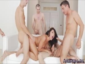 triple anal sex