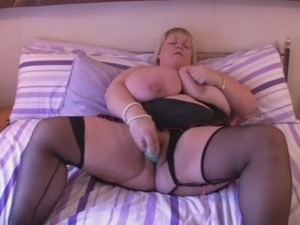 Bbw swallow cum