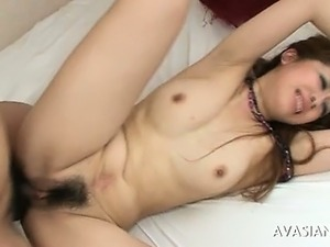 Hairy Pussy Japanese Is Tied Up And Punished