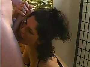 a naked stud pissing galleries