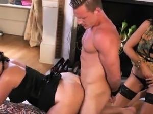 naked dare blowjob free cfnm video