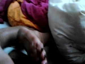 ebony sleep assault video