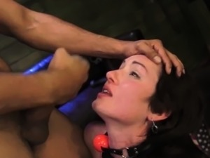 interracial sex bondage