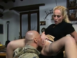 Army sex movie