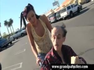 grandpa vs young girls