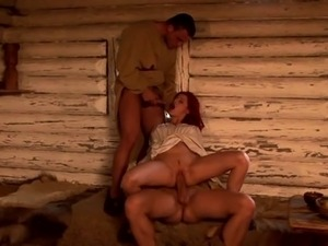 red head wife black cock