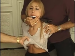 black girls gagged on cock