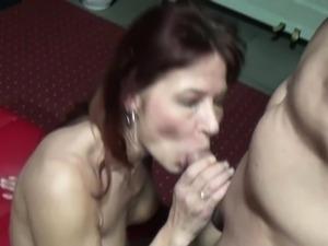 Mature elder tit sex