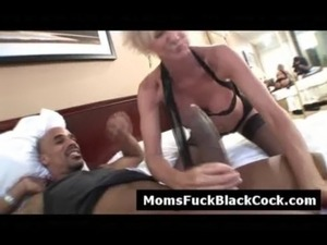 xxx white cougars with black men