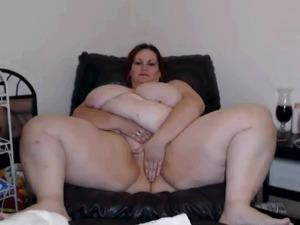 bbw ebony anal