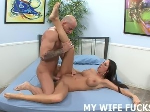 wife hubby sex stranger