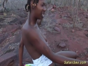 black african princess nude ass
