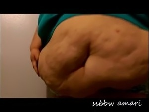 ssbbw bikini video